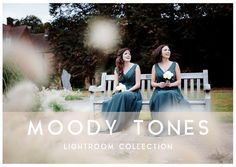20 Moody Lr Presets by XXICREATIVE on @creativemarket Best professional lightroom presets packs for more modern and trendy style in your photography. Perfect for portrait, wedding, landscape, urban, travel, creative, blogging. #lightroompresets #lightroom #free #presets #portrait