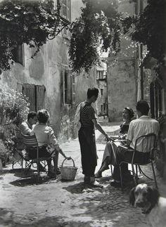 alpenstrasse:France 1950s