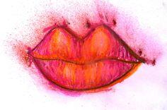 Pop Art Street Brut Singulier Dessin Original Nea Borgel Femme Corps Sexy Erotic
