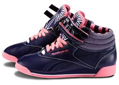 Reebok Women's Freestyle Hi R12 Shoes | Official Reebok Store
