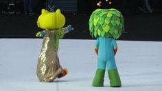 Vinicius & Tom na Abertura dos Jogos Paralímpicos - Rio 2016