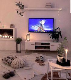27 Captivating Modern Living Room Design Ideas - Einrichten und Wohnen - Home Living Room Interior, Home Living Room, Living Room Designs, Living Room Decor, Bedroom Decor, Apartment Living, Chandelier In Living Room, Living Room Lighting, Home Design