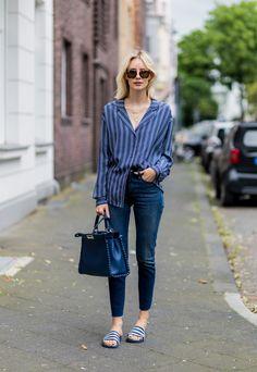 Moderne Styling-Tipps für Skinny Jeans