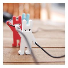 Baona 5 Roll Cable Organizer Wire Winder Clip Earphone Holder Mouse Cord Protect