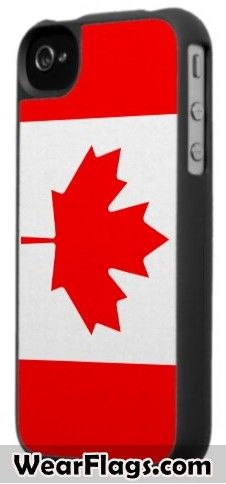 #Canada #Canadian Flag #iPhone Case, $39.95