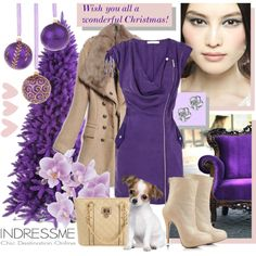 """""""Have a wonderful Christmas!"""" by franzine on Polyvore"""