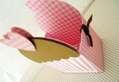 DIY de caixinhas de cupcake | Chamomila