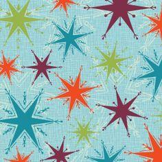 """Day 3 #adventchallenge2013 """"Stars"""" by Pattern Jots copyright © Pattern Jots by Maike Thoma 2013  www.patternjots.com"""