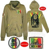 Bob Marley Clothing, Rasta Clothing, Reggae Style, Jah Rastafari, Nesta Marley, Men Closet, Fresh Outfits, Green Jacket, Boys Shirts