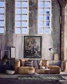 Woonkamer | Livingroom | Styling cleo scheulderman | Fotografie jeroen van der Spek | Bron: vtwonen maart 2016