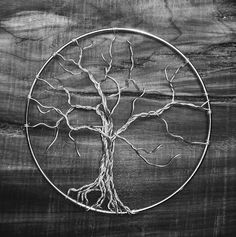 Check out this item in my Etsy shop https://www.etsy.com/listing/512796406/mini-tree-of-life-dreamcatcher-wire