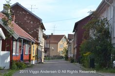 The city of Tonsberg is located 1 hour south of Oslo. I shot these pictures in August of 2011.