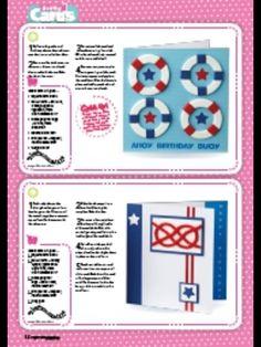 Nautical cards!