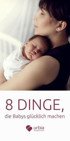 Babys brauchen so wenig, aber das Wenige fast immer und ständig. Wir zeigen dir, mit welchen acht Basics du dein kleines Wunder verwöhnen und glücklich machen kannst.