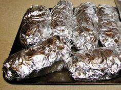 Individually Wrapped Oven Baked Meatball Sandwiches- Easy Dinner idea! Heat pasta sauce & meatballs on stove, preheat to 400, layer mbs, sauce and cheese in sub rolls, wrap each in sprayed sheet of foil and bake 10-15 mins. via homecookingmemories.com