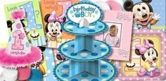 Ezi-Gifts Disney Party Supplies Australia: You One-stop Shop for your Disney-themed Party! Party Supplies Australia, Birthday Decorations, Boy Birthday, Party Themes, Minnie Mouse, Delicate, Angel, Gifts, Parties