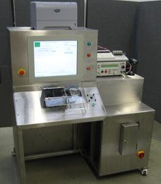 We have provided many of the leading medical device and pharmaceutical companies with validated End Of Line Testing (EOLT) equipment.