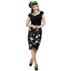 collectif clothing kala coconut skirt