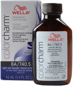 Wella Color Charm Permanent Liquid Haircolor (1.4 fl. oz. / 42 mL), Free Shipping at Nail Polish Canada