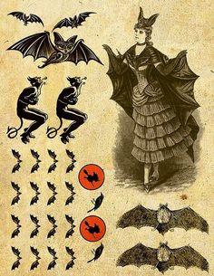 INTO THE VAGUE: Merry Samhain! Happy Halloween!