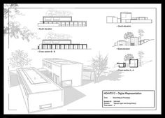 Koshino House, Apd, Tadao Ando, Concept Diagram, House Layouts, House Plans, Floor Plans, How To Plan, Drawing