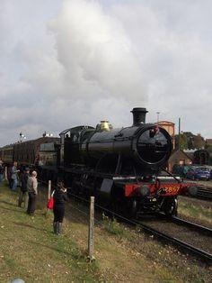 GWR 2-8-0 2857 leaving Kidderminster (24/09/2011) | Flickr - Photo Sharing!