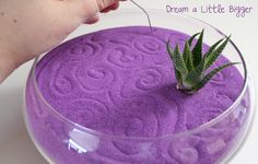 Bright & Cheerful Zen Garden Tutorial