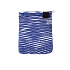 Trident Locking Toggle Drawstring Mesh Gear and Game Bags with D-Ring