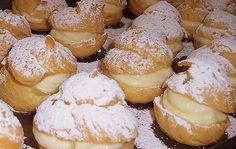 Princess donuts (Princes krofne) – Serbian Profiterole