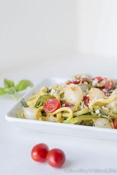 Zucchini Linguine wi