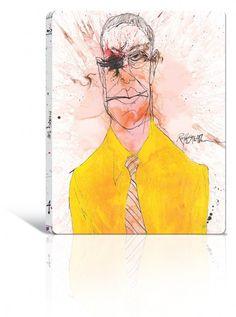 Gustavo Fring Ralph Steadman print