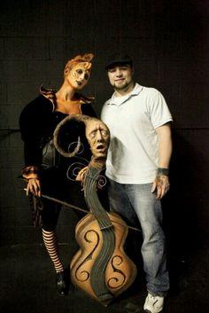 S2E8 - Spotlight Challenge: Burtonesque - Rayce's Haunted Cellist