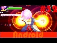 Dragon Ball (Dbz) #32 Jogando no Android/Tablet