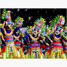 Philippines colorful maskara (mask) festival :)