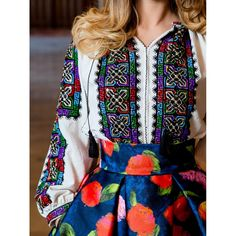Ie Tradiţională Romanească Regală Folk, Kimono Top, Women, Fashion, Shelf, Moda, Women's, Fashion Styles, Forks