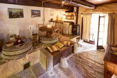 interior,stone,tuscany style