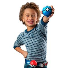 Pokemon Squirtle and Dive Ball Clip 'n' Carry Poke Ball Belt Pokemon Charmander, Pikachu, Tomy Toys, 5th Birthday Party Ideas, Water Type, Diving, Carry On, Geek Stuff, Belt