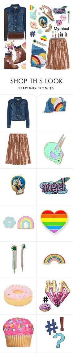 """""""🎀 #612 Mythical   #pins"""" by wonderful-paradisaical ❤ liked on Polyvore featuring Linea Weekend, Anya Hindmarch, Emilio Pucci, Big Bud Press, Elizabeth Raine, Georgia Perry, Sunnylife, Juicy Couture, Iscream and Design Lab"""
