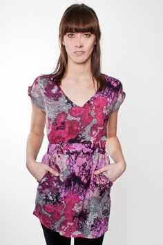 so cute especially with the leggings <3  #mykembrelstyle    ANGIE - FUCHSIA PRINT  Regular retail: $65.00  Our price: $39.00
