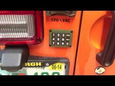 Jeep Wrangler Keyless Entry Keypad System