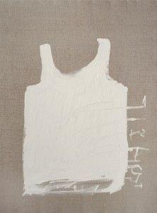 Antoni Tàpies. Roba blanca | Galeria Toni Tàpies | Barcelona
