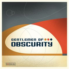 Gentlemen of Obscurity Album Art