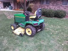 Jd 400 with brantly loader john deere equipment pinterest Craigslist peoria farm and garden