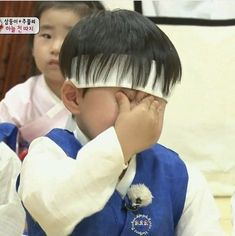 Song Manse- he tries to stop crying Meme Faces, Funny Faces, Cute Baby Girl, Cute Babies, Song Triplets, Superman Baby, Ulzzang Kids, Korean Babies, Boy Photography Poses