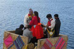 Ceremonia Matrimonial en medio del Lago Titicaca, Puno - Perú!