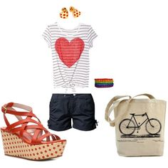 Untitled #1073, created by sarahthesloth on Polyvore