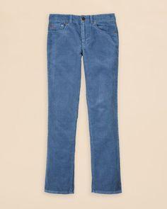 Ralph Lauren Childrenswear Boys' Corduroy Pants - Sizes 8-20