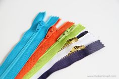 Learn how easy it is to install a basic zipper with this sewing tip: Installing a Basic Zipper