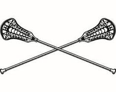 lacrosse stick and ball stencil sports pinterest lacrosse and rh pinterest com Cartoon Lacrosse Stick lacrosse stick clip art black white