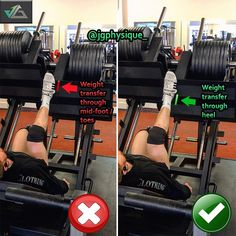 How To: One-Leg Press